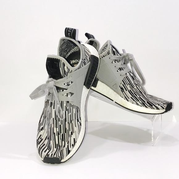 new style 6be98 c3e73 Adidas Primeknit Oreo NMD XR1 Men's Sz 9.5